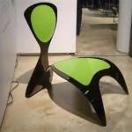 個性的な椅子